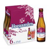Hoegaarden Rose witbier