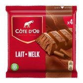 Cote d'Or Milk chocolate tablets