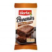 Herta Brownie cookie dough