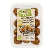 Delhaize Organic and vegetarian vegetable balls with cheese and basil (only available within Europe)