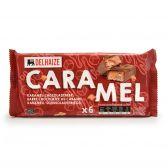 Delhaize Chocolade karamel repen