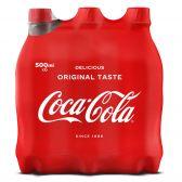 Coca Cola Original taste small 6-pack