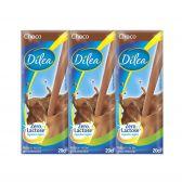 Dilea Chocolate milk 3-pack