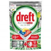 Dreft Platinum plus vaatwascapsules XL