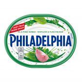 Philadelphia Verse kaasspecialiteit look en fijne kruiden (voor uw eigen risico, geen restitutie mogelijk)