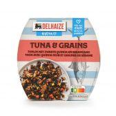 Delhaize Tonijn met quinoa
