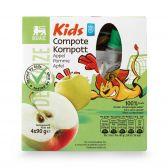 Delhaize Appel compote voor kinderen