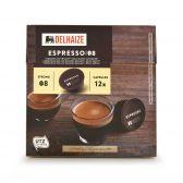 Delhaize Espresso 08 coffee caps small