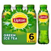 Lipton Ice tea green non sparkling 6-pack