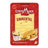 Entremont Emmental cheese slices