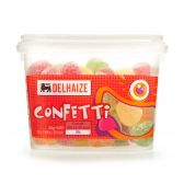 Delhaize Confetti sweets