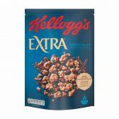 Kellogg's Extra crunchy muesli milk chocolate breakfast cereals