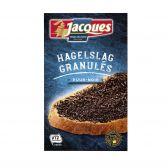 Jacques Dark chocolate sprinkles