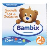 Bambix Groeimelk natuur (vanaf 2 jaar)