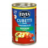 Elvea Cubetti tomatenblokjes met paprika