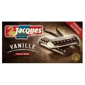 Jacques Dark chocolate tablet with vanilla stuffing