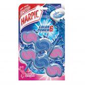 Harpic WC-block wave blue water