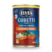 Elvea Cubetti tomatenblokjes met groenten