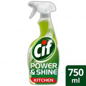 Cif Kitchen cleaning agent