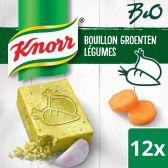 Knorr Organic vegetable stock