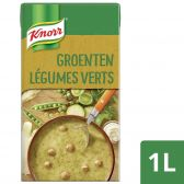 Knorr Vegetable soup with balles tetra