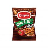 Duyvis Tiger barbeue paprika crac a nut peanuts