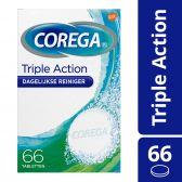 Corega Triple action tabletten