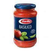 Barilla Tomaten basilicum pastasaus