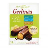 Gerlinea White and dark chocolate bar