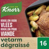 Knorr Finesse meat stock