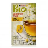 Delhaize Organic camomile herb tea