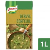 Knorr Chervil soup with balls large