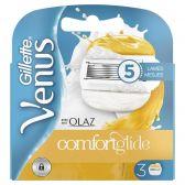 Gillette Venus razor blades