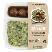 Albert Heijn Hollandse stamppot spinazie (alleen beschikbaar binnen Europa)