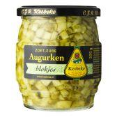 Kesbeke Sweet sour pickles cubes