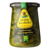Kesbeke Little Amsterdam mini pickles