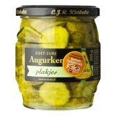 Kesbeke Sweet sour pickles slices