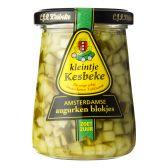 Kesbeke Little Amsterdam pickles cubes