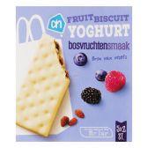 Albert Heijn Yoghurt fruitbiscuits met bosvruchten