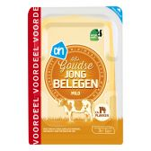 Albert Heijn Gouda young matured 48+ cheese slices family pack