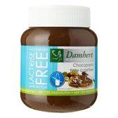 Damhert Nutrition Lactosevrije chocolade pasta