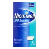 Nicotinell Mint absorb tabs 2 mg against smoking small