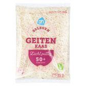 Albert Heijn Geraspte belegen geitenkaas 50+ (voor uw eigen risico)
