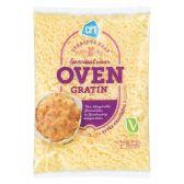 Albert Heijn Geraspte kaas voor oven gratin (voor uw eigen risico)
