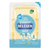 Albert Heijn Gouda matured 30+ cheese slices