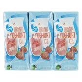 Albert Heijn Yoghurt drink strawberry 6-pack