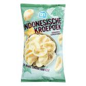 Albert Heijn Indonesische kroepoek mild gekruid