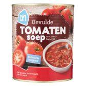 Albert Heijn Rijkgevulde tomatensoep groot