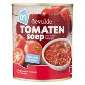 Albert Heijn Rijkgevulde tomatensoep klein