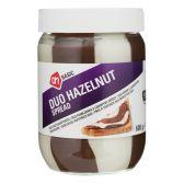 Albert Heijn Basic double chocolate spread